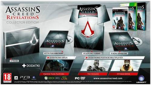 Assassin's Creed: Revelations - Edycja Kolekcjonerska