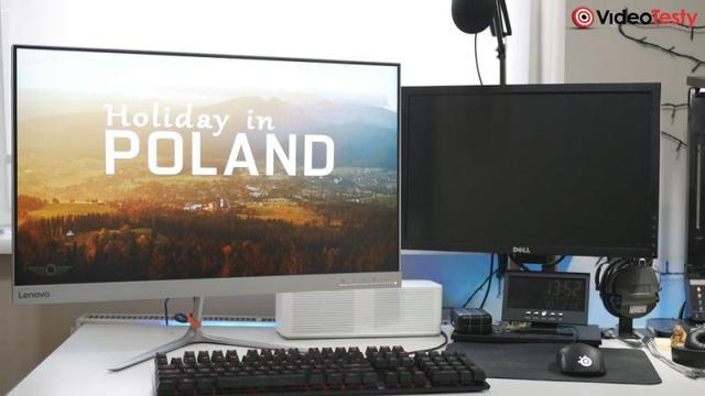 Test monitora Lenovo ThinkVision L27q-10