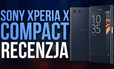 Sony Xperia X Compact - Recenzja Najmniejszego Smartfona Sony
