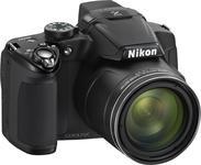 Nikon Coolpix P510 3D
