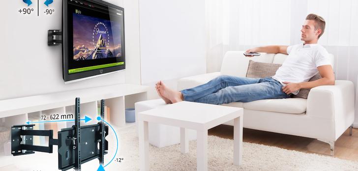 Jak Zamontować Uchwyt do Telewizora na Ścianie, Pamiętając o Sześciu Ważnych Rzeczach