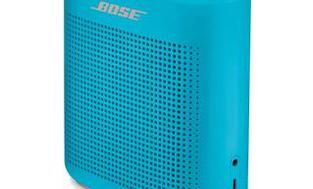 Bose SoundLink Color Bluetooth II (niebieski) - RATY 0%