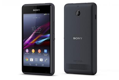 Sony Xperia E1 SINGLE SIM BLACK