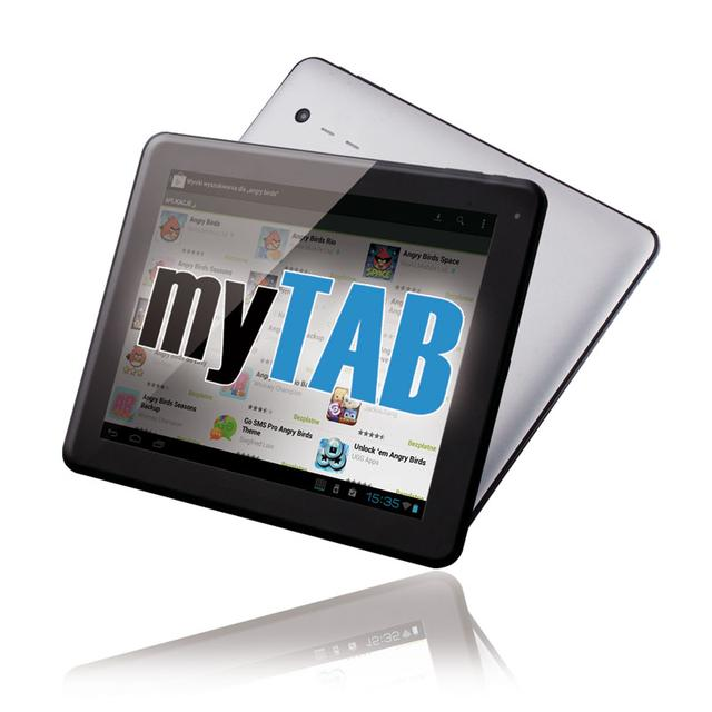 myTAB - nowa marka efektywnych i eleganckich tabletów od myPhone