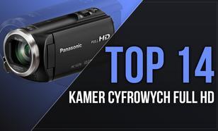 TOP 14 Kamer Cyfrowych Full HD - Uzyskaj Dobry Obraz w Wysokiej Rozdzielczości