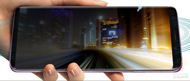 Render Galaxy S9