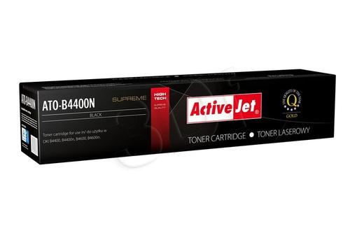 ActiveJet ATO-B4400N czarny toner do drukarki laserowej OKI (zamiennik 43502302) Supreme