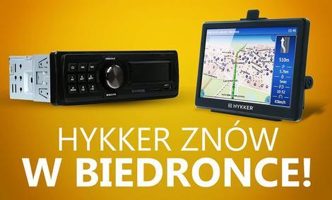 Trzy Nowości od Hykker w Biedronce