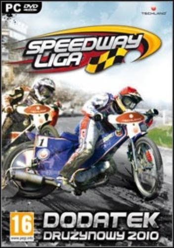 Techland Speedway Liga dodatek druzynowy PC