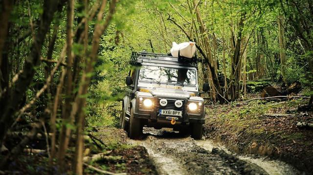 Land Rover Go Beyond 2