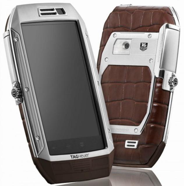 Tag Heuer Link Phone - luksusowy smartfon