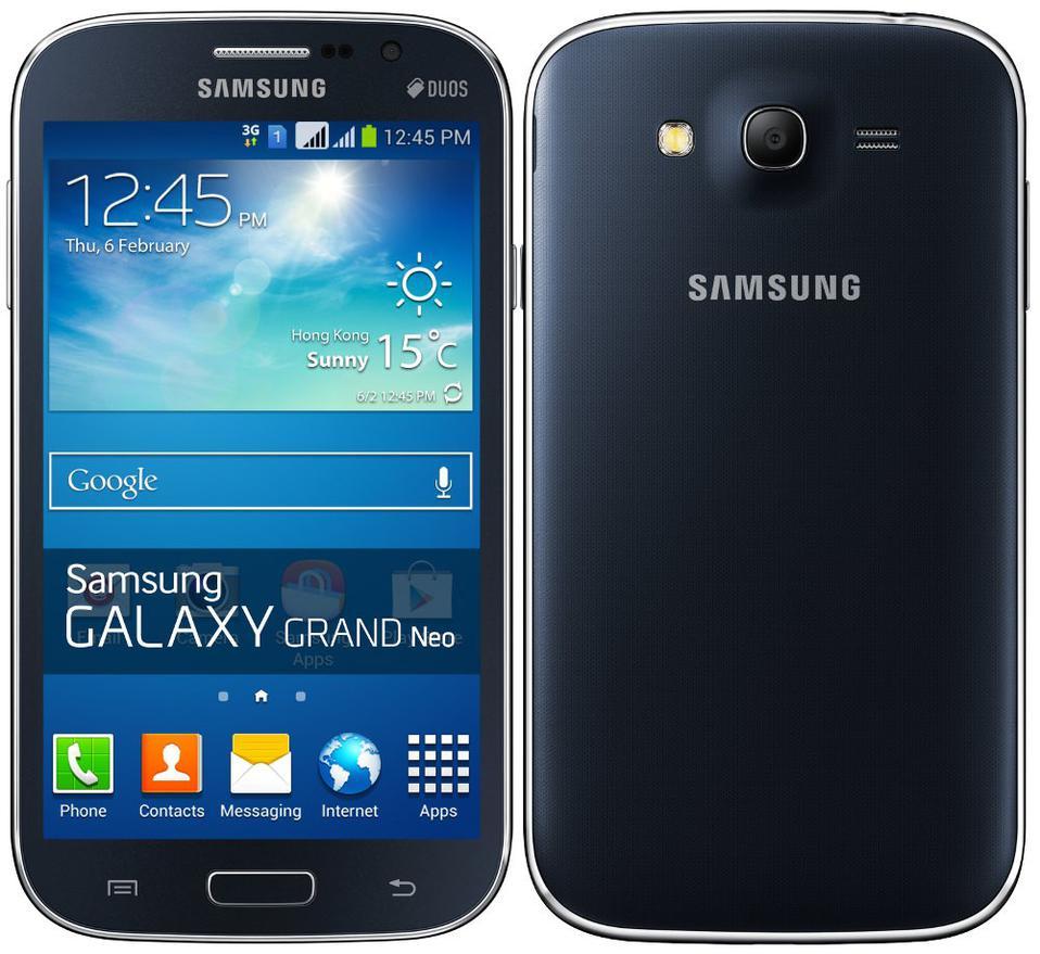 Samsung I9060 Black Galaxy Grand Neo