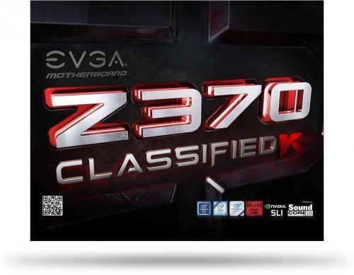 EVGA Z370 Classified K (134-KS-E379-KR)