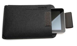 NATEC Etui Tablet SHEEP 10'' Czarny-Czerwony