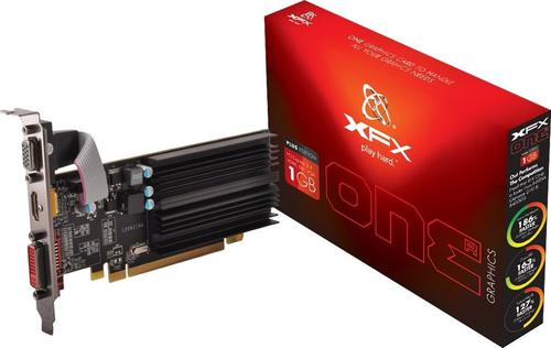 XFX ONE 6570 PLUS Ed. 2GB DDR3 650/1300 (HDMI DVI VGA)