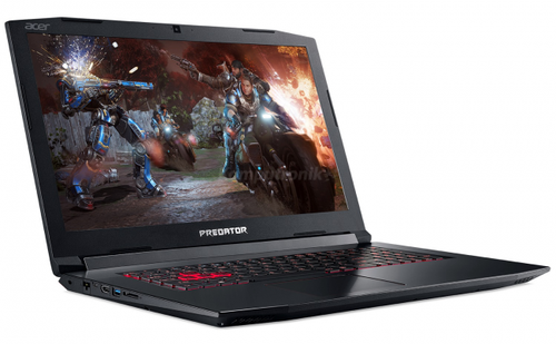 "Acer Predator Helios 300 17,3"" Intel Core i5-8300H - 8GB RAM -"