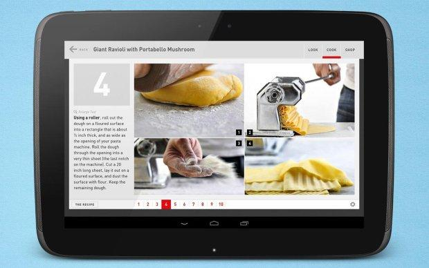 Aplikacja Look & Cook