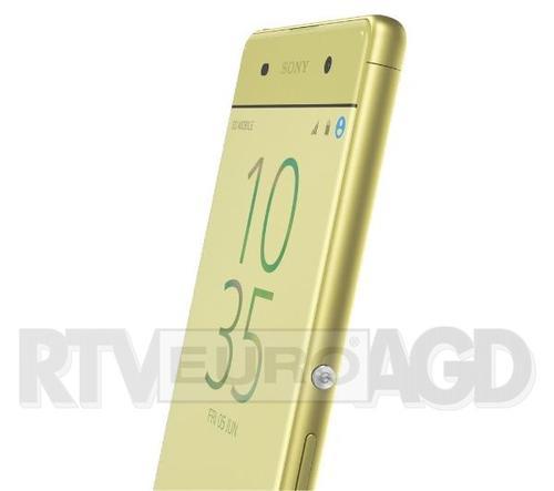 Sony Xperia XA (złoty limonkowy)