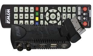 WIWA HD 50 MC MPEG4 & HD MEDIA PLAYER