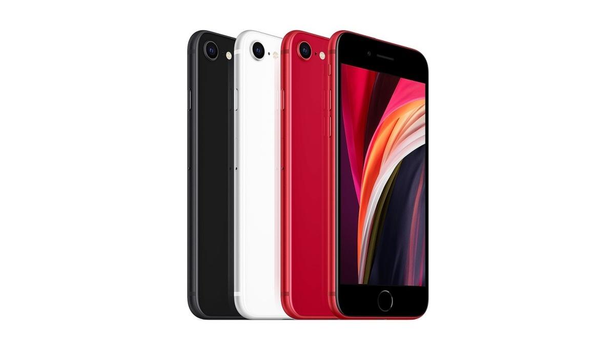 Wygląd iPhone'a SE 2020 jest odzwierciedleniem modelu z ósemką