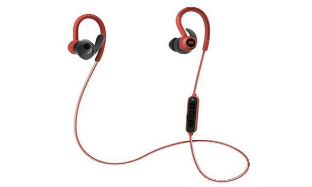 JBL Reflect Contour - Bezprzewodowe Słuchawki dla Sportowców