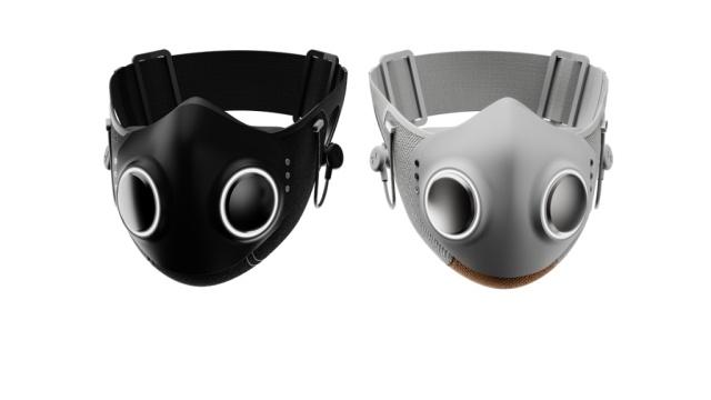Xupermask ma zapewnić bezpieczeństwo... i styl