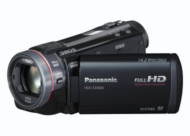 Panasonic HDC-SD900 - bogactwo barw obrazu 2D i 3D