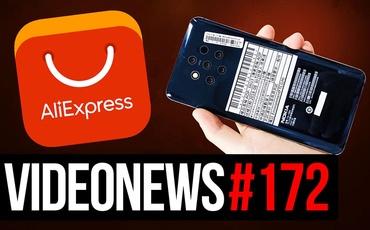 Droższe zakupy z AliExpress, Nokia z 5 obiektywami - VideoNews #172