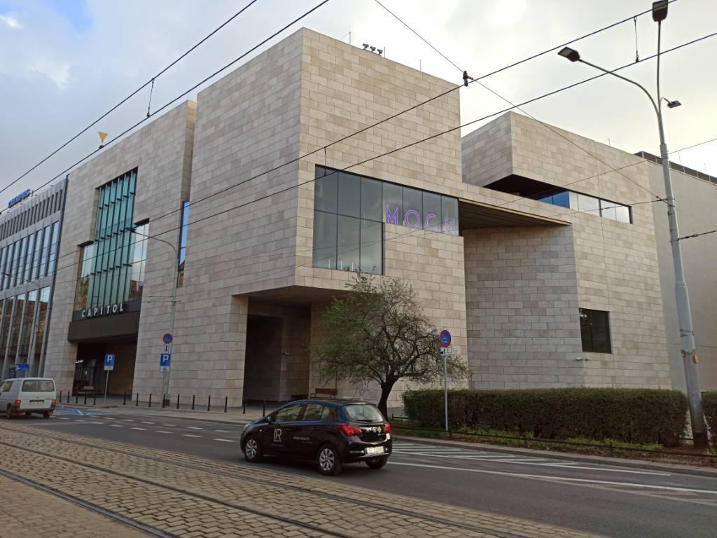 Zdjęcie budynku w 64 megapikselach
