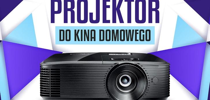 Test Optoma HD28e - Projektor Full HD za rozsądne pieniądze