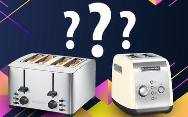 Jak wybrać toster, który równomiernie opieka?