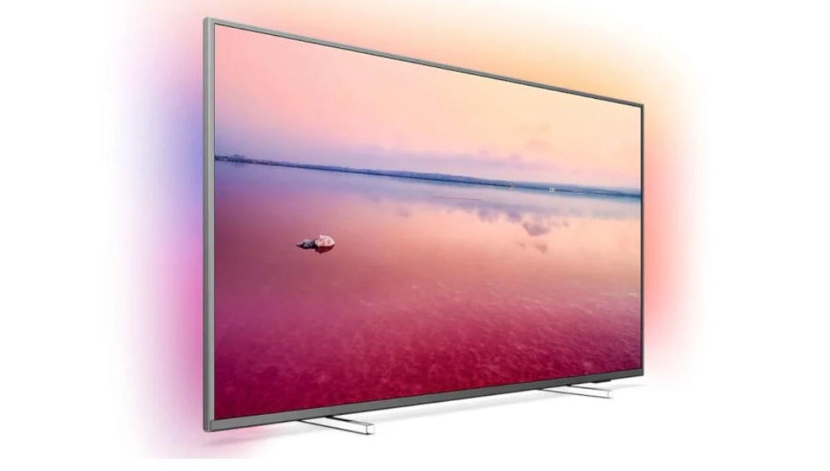 Telewizor Philips z podświetleniem Ambilight doda uroku każdemu obrazowi