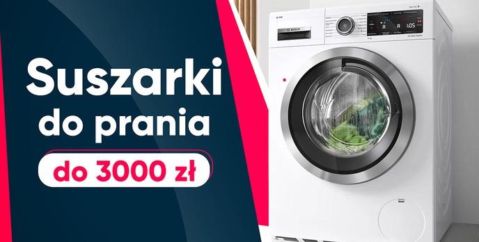 Jaka suszarka do prania do 3000 zł?  TOP 10 