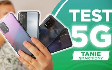 Testujemy 5G Plusa w tanich smartfonach i niskich abonamentach!