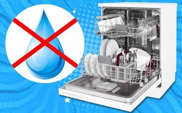 Co zrobić, gdy zmywarka nie pobiera wody?