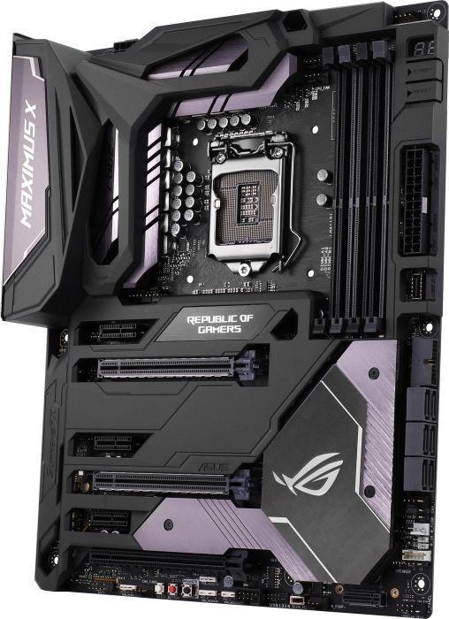 Asus Maximus X CODE, Z370, DDR4, SATA3, M.2, USB 3.1 Gen2, ATX