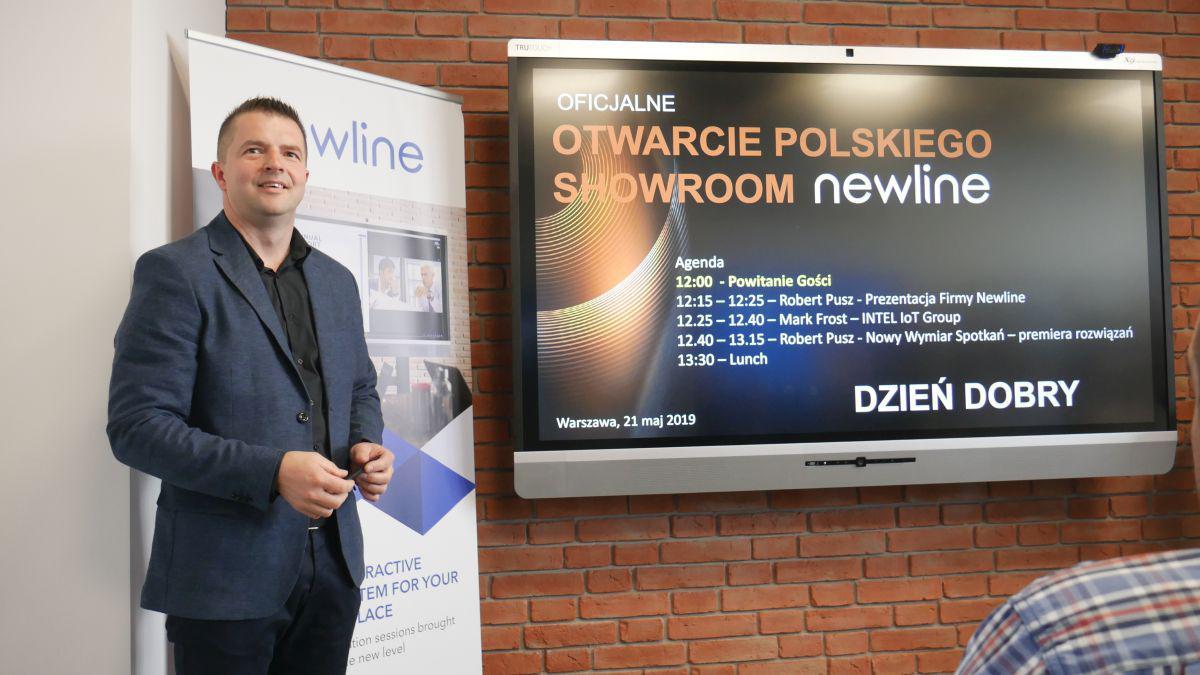 newline polska premiera
