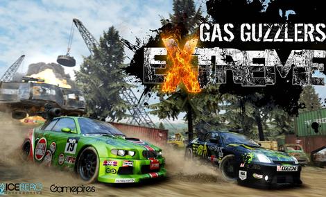 Gas Guzzlers Extreme - recenzja szalonych wyścigów!
