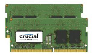 Crucial DDR4 8GB (2 x 4GB) 2400 CL17