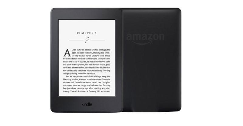 Kindle Paperwhite 3 czarny czytnik