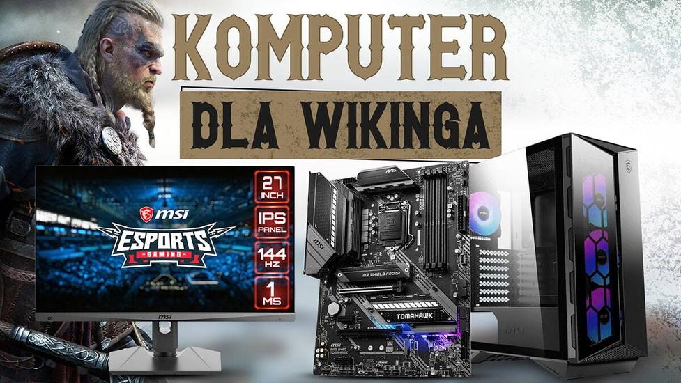 Komputer dla Wikinga!