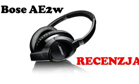 Bose AE2w [RECENZJA]
