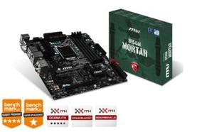 MSI B150M MORTAR s1151 B150 4DDR4 USB3 uATX
