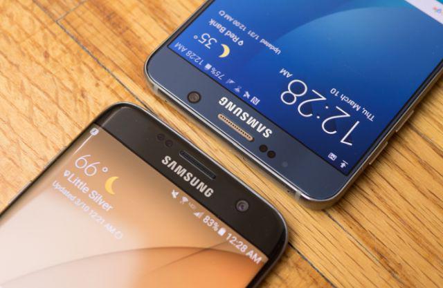 smartfony samsung w tarapatach