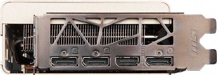 MSI Radeon RX 5700 EVOKE OC 8GB GDDR6 (RX 5700 EVOKE OC)