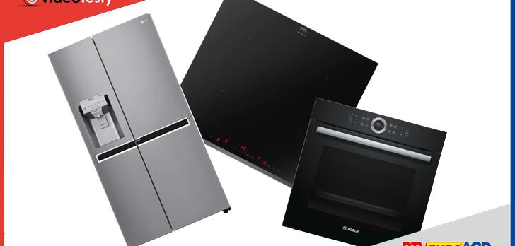 Wyposaż swoją kuchnię - Prawdziwe promocje na lodówki, piekarniki i płyty indukcyjne