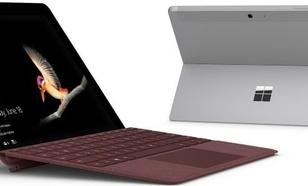 Microsoft Microsoft Surface Go Signature Type Cover platynowa