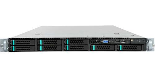 Intel R1208GL4DS platforma rack 1U/2xE5-2600 16xDDR3/1x460W (opcja 2x)/8xHDD