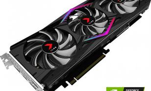 PNY Technologies Geforce RTX2080 XLR8 Gaming OC 3F (VCG20808TFPPB-O)