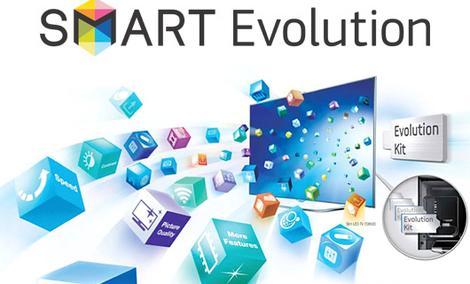 Samsung Evolution Kit - dostęp do najnowszych funkcji i usług Smart TV dla starszych telewizorów